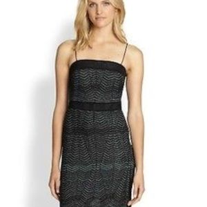 LUXE Missoni size 2 little black dress! NWT! $895